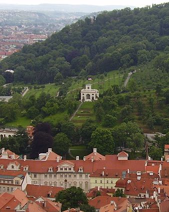 338px Petrin Hill from St Vitus